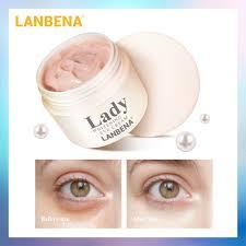 <b>LANBENA Whitening Eye</b> Cream Lady Eye Serum Remove Dark ...