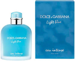 <b>Dolce&Gabbana Light Blue</b> Eau Intense <b>Pour</b> Homme EdP 100ml in ...