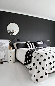 35 timeless black and white bedrooms that know how to stand out amazing white black bedroom