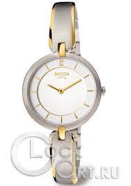 <b>Boccia</b> The 3000 Watch Series <b>3164-03</b> - купить женские наручные ...