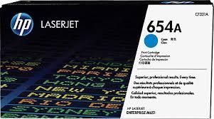 <b>Тонер</b>-<b>картридж HP 654A CF331A</b> Cyan — цена, купить недорого ...