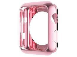 <b>Аксессуар Чехол Eva</b> Silicone для APPLE Watch 38mm Pink ...