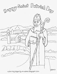church landscape coloring an illustration of st patrick to print illustration essay examples an illustration of st patrick to print and color