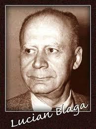 Personalitate impunătoare a culturii interbelice, Lucian Blaga, filosof, scriitor, profesor universitar, a marcat perioada respectivă prin elemente de ... - lucian-blaga