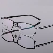 2019 Coyee <b>Pure Titanium Business Optical</b> Eyeglasses Frames ...