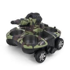 <b>Радиоуправляемый танк-амфибия YED</b> Amphibious Green Tank ...