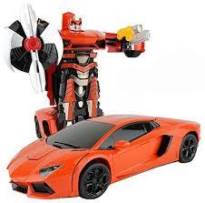 <b>Радиоуправляемый трансформер MZ</b> Lamborghini Aventodor ...