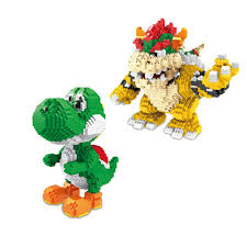 ZMS <b>Magic Blocks Big</b> size Yoshi Mini Blocks Mario Micro blocks ...