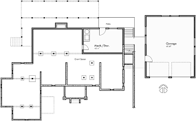 Custom House Plans  Story House Plans  Master On Main Floor  BoLower Floor Plan for Custom house plans  story house plans  master on