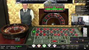 Live Casino - Dealer almost dying - YouTube