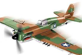 <b>Американский истребитель CURTISS</b> P-40E WARHAWK COBI ...