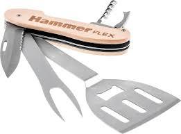 <b>Мультитул</b> для гриля Hammer Flex, 310-310, разборный, 5 ...