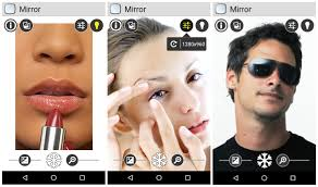 mirror makeover android app