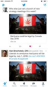 media tweets by chuck rifici crifici twitter did someone say legalization is coming pic twitter com 24hw8b0f6h