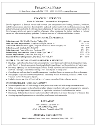 Finance Banking Customer Service Resume Sample With Sales       customer service resume template
