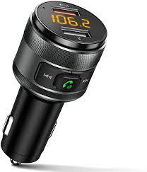 IMDEN Bluetooth 5.0 FM Transmitter for Car, 3.0 ... - Amazon.com