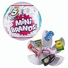 5 Surprise Mini Brands Collectable Capsule: Toys ... - Amazon.com