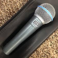<b>Микрофон Shure BETA</b> 58 A купить в интернет-магазине ...