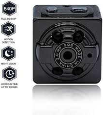 Greyghost <b>Mini</b> security wireless HD <b>spy</b> hidden <b>anti</b>-<b>theft mini</b> ...