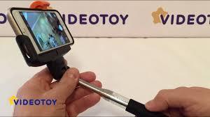 <b>Монопод для селфи</b> Bluetooth Z07-5 - селфи-палка с кнопкой ...