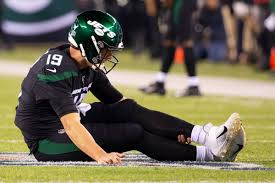 Trevor Siemian suffers gruesome ankle injury in Jets' nightmare