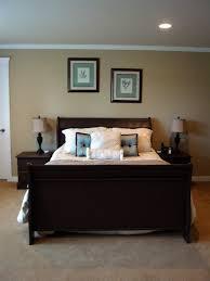 black wood bed frame black painted bedroom furniture