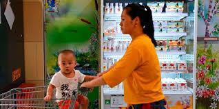 China Mengniu Dairy Makes $1 Billion Bid for Australian Infant ...
