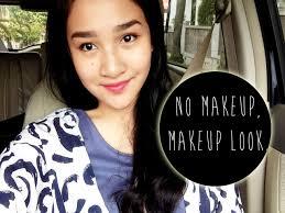simple natural everyday makeup tutorial kiara leswara