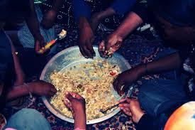Sahara, comida bilaketarekin bat datozen irudiak