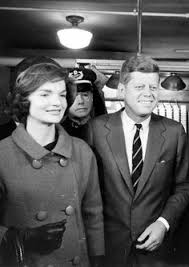「president kennedy and his wife after election」の画像検索結果