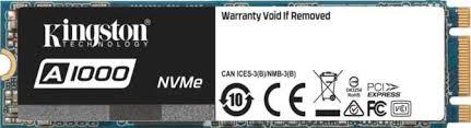 ≫ <b>Kingston A1000 960GB</b> vs Kingston UV500 <b>M</b>.<b>2</b> 2280 480GB ...