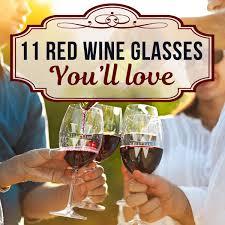 11 <b>Red Wine Glasses</b> You'll Love
