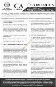 the institute of chartered accountants of jobs dawn the institute of chartered accountants of jobs dawn jobs ads 13 2015