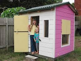 How to build a cubby house  play house