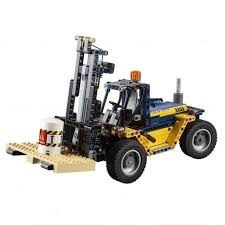 2019 <b>Hot New</b> 2 in 1 <b>Technic Series</b> Forklift Truck Compatible ...