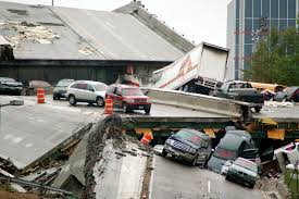 physics buzz a green light for predicting failure cars rest on the collapsed portion of i 35w mississippi river bridge after the 1st 2007 collapse that killed 13 and injured 145