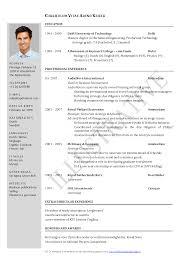 curriculum vitae cv sample cv samples pdf for nurses cv samples tefl cv examples and advice cv samples pdf uk cv format for nurses in cv