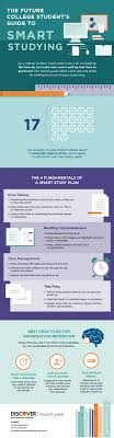 studying tips for college infographic discover student loans smart studying