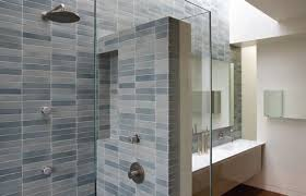 ceramic tile for bathroom floors:  images about bath ideas on pinterest contemporary bathrooms shower tiles and grey tile bathrooms