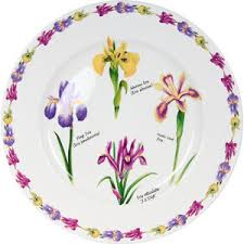 Купить <b>Тарелка обеденная Imari Ирисы</b> (IMA0180H-A93AL ...