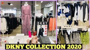 <b>DKNY WOMEN'S</b> NEW <b>SUMMER</b> FASHION COLLECTION 2020 ...