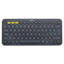 <b>Клавиатура Logitech</b> K380 <b>Bluetooth</b>, беспроводная - купить ...