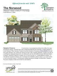 brochures hampton preserve norwood elevation brochure revised jpg