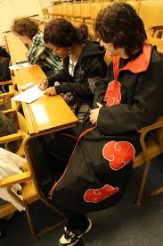 photo essay ru neko anime society ese classes 4 new vice chair lennox van onselen dressed as a member of the akatsuki