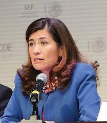 Resultado de imagen para Directora de Gabinete de la OCDE y Sherpa