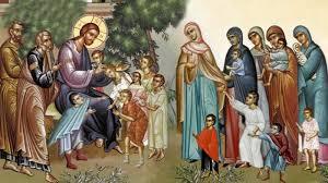 Αποτέλεσμα εικόνας για ανατροφή παιδιών & εκκλησία