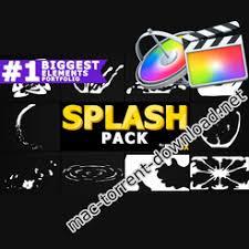 <b>Splash</b> Elements   <b>Final</b> Cut Pro X Free Download   <b>Mac</b> Torrent ...