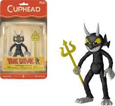 Фигурка Funko Action Figures: Cuphead: The <b>Devil</b> 33424 — купить ...