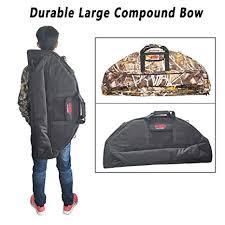Compound <b>Bow</b> Case <b>Archery</b> Durable <b>Canvas</b> Bag (Normal ...
