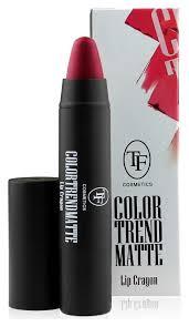 <b>Матовая помада</b>-<b>карандаш для губ</b> Color trend (Триумф) купить в ...